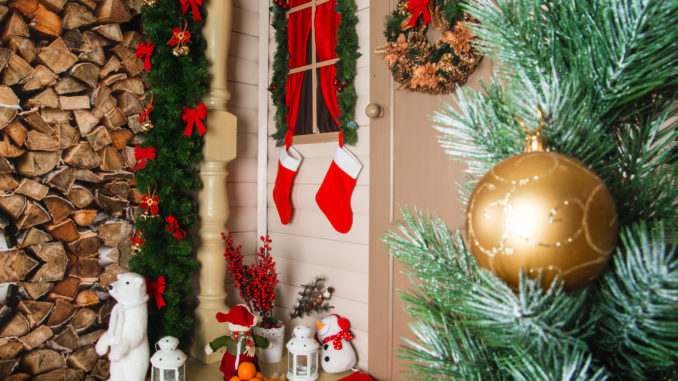 Classic To Crazy Christmas Door Decorations Official