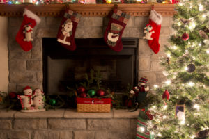 Christmas Tree & Fireplace Decorations
